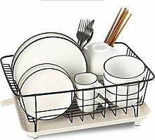 Küchenregal Abtropfen lassen Abtropfgestell