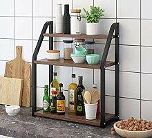 Küchenregal Aufbewahrungsregal für