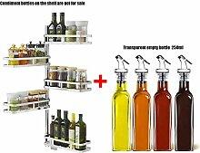Küchenregal aus Edelstahl 304 Aufbewahrung von
