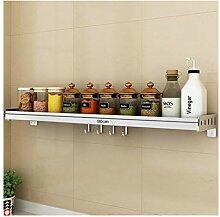 Küchenregal Badezimmer Wandregal Gewürzregale,