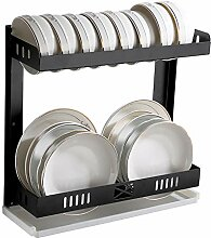 Küchenregal Dish Wand-Abtropfflächen Rack