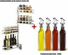 Küchenregal Edelstahl 304 Aufbewahrung von