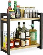 Küchenregal für Küchenschränke und