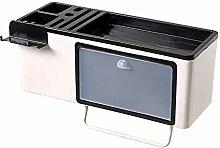 Küchenregal, Herdregal, Gewürzbox, Pot Pan Bar