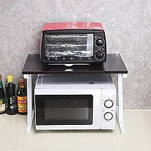 Küchenregal Küchenregal Mikrowellenherd