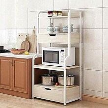 Küchenregal Mikrowellen-Rost Küchenregal Mit