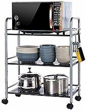 Küchenregal Mikrowellenregal/Verstellbares