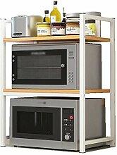 Küchenregal mit großem Fassungsvermögen