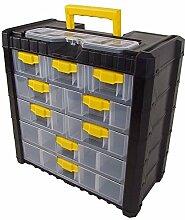 Küchenregal Multicase Antic Coffee Cargo 501Aufbewahrungsbox mit 9Schubladen