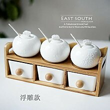 küchenregal Neue Keramikkombination, obere und