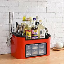küchenregal würze box Multifunktions-Gewürzbox
