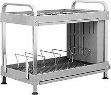 Küchenregale Tischablage Abtropfgestell