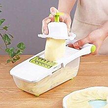 Küchenreibe CS-PS-Handbuch Gemüse Edelstahl