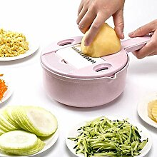 Küchenreibe CS-PS Kartoffelschäler Karotte