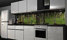 Küchenrückwand-Folie Natur Klebefolie