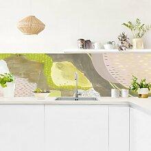 Küchenrückwand - Sonnenflecken I