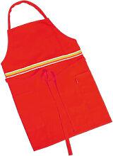Küchenschürze PRESTO TONE , rot