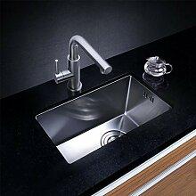 Küchenspüle 304 Edelstahl Bar Waschbecken Kleine
