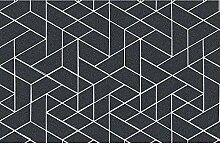 Küchenteppich Geometrisch Due