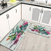 Küchenteppich Küchenläufer Küchenmatte