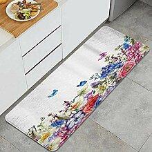Küchenteppich,Schmetterling Schönes