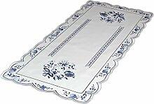 Küchentextilien klassisch Tischdecke Plauener