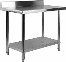 Küchentisch Arbeitstisch für Küche aus