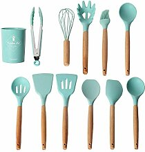 Küchenutensilien, 13PCS Silikon Geschirr