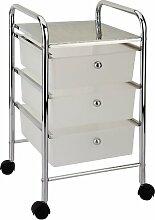 Küchenwagen Belfry Heating Gestellfarbe: Weiß