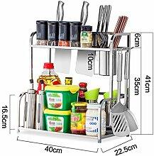 Küchenwagen HWF Küchenregale Gewürzregal 304