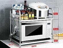 Küchenwagen HWF Mikrowellenherd Rack