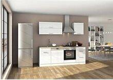 Küchenzeile 220 mit Geschirrspüler MARANELLO-03