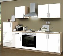 Küchenzeile Ohne Kühlschrank Günstig Online Kaufen Lionshome