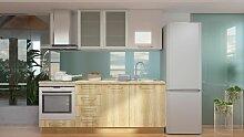 Küchenzeile / Küchenblock Fagali 02, 6-teilig,