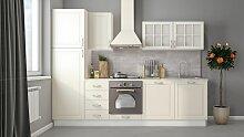 Küchenzeile / Küchenblock Fagali 15, 8-teilig,