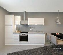 Küchenzeile / Küchenblock Fagali 17, 8-teilig,