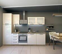 Küchenzeile / Küchenblock Fagali 18, 8-teilig,
