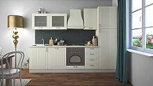 Küchenzeile / Küchenblock Fagali 19, 8-teilig,