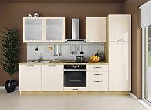 Küchenzeile / Küchenblock Fagali 22, 8-teilig,