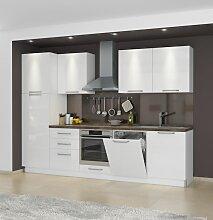 Küchenzeile / Küchenblock Fagali 23, 8-teilig,