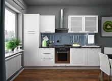 Küchenzeile / Küchenblock Fagali 24, 8-teilig,