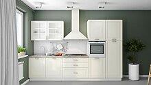 Küchenzeile / Küchenblock Fagali 25, 7-teilig,