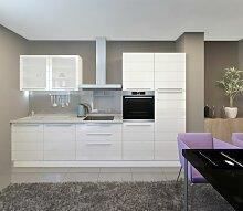 Küchenzeile / Küchenblock Fagali 26, 7-teilig,