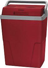 Kühlbox elekt. 12V/230V Grau, Rot