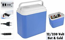 Kühlbox für Auto & Steckdose 24 Liter 12V&230V