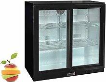 Kühlbox Hintertür 2Anschlüsse