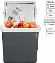 Kühlbox tragbare 32 Liter, thermo-Elektrische