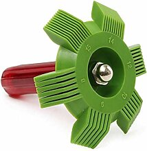 Kühle Comb Verdampfer Klimaanlage Werkzeuge Fin