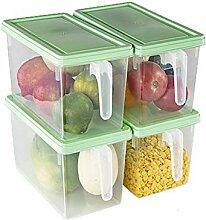 Kühlschäler-Box Rechteckige