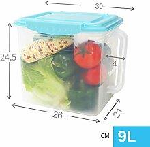 Kühlschrank Aufbewahrungsbox Küche gefroren